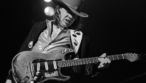 Interviews: Stevie Ray Vaughan Opens Up
