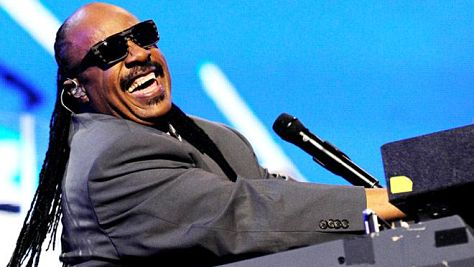 Rock: Stevie Wonder in Motown, '84