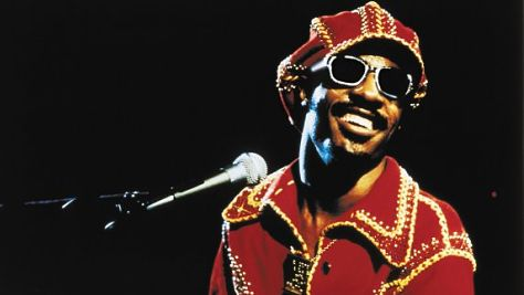 Rock: Stevie Wonder in the Motor City, '84