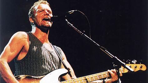 Rock: Sting in Vegas, 1993