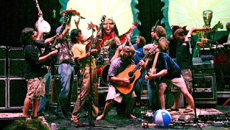 Indie: String Cheese Incident at Woodstock '99