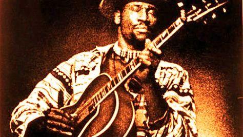 Blues: Taj Mahal at the Fillmore West, 1969