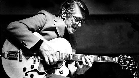 Jazz: Tal Farlow at Newport, '68