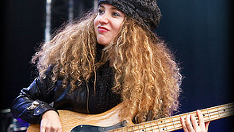 Indie: Video: Tal Wilkenfeld at Paste Studios