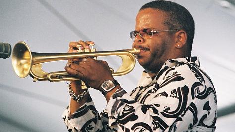 Jazz: Terence Blanchard at Newport '03