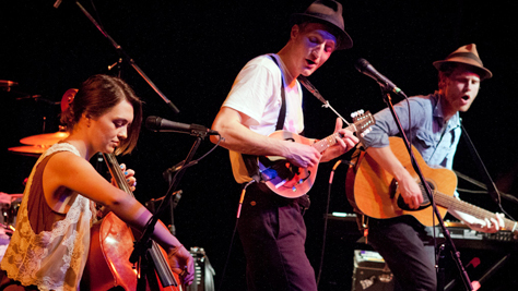 Indie: The Lumineers Tour the US and UK