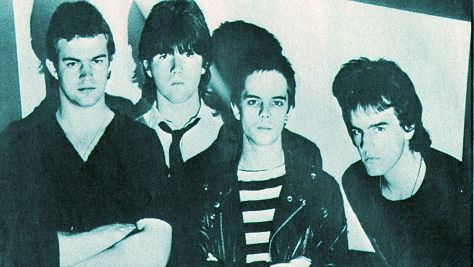 Rock: The Vapors Ride the New Wave