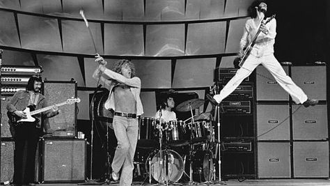 Rock: The Who in Philly, 1973