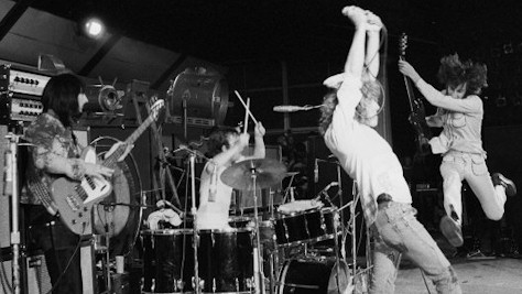 Rock: The Who at Tanglewood 1970