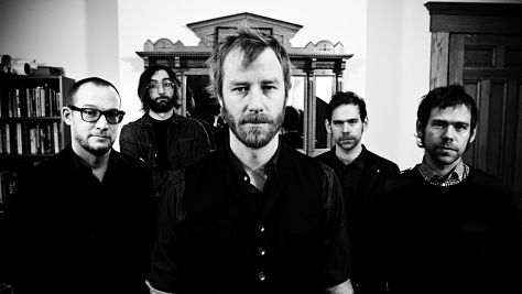 Indie: The National's Daytrotter Session