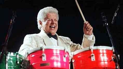 Newport Jazz: Tito Puente at Newport, 1997