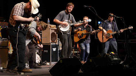 Indie: Trampled By Turtles at SXSW