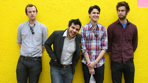 Indie: The Return of Vampire Weekend