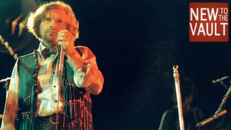 Rock: New Video: Van Morrison, 1970