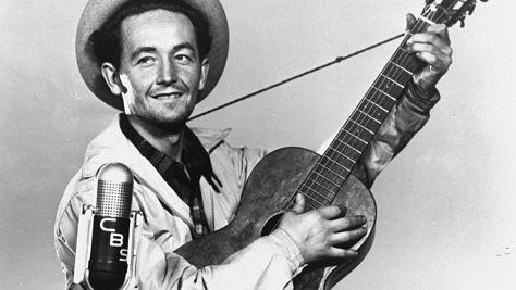 Folk & Bluegrass: A Woody Guthrie Tribute at '68 Newport