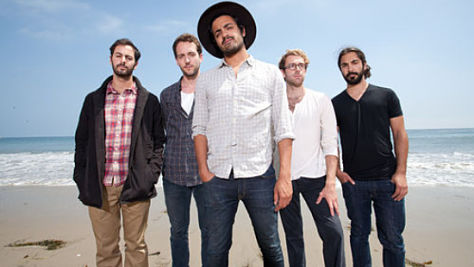 Indie: Young the Giant in Austin, 2010