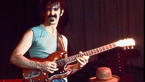 Rock: A Zappa Instrumental Playlist