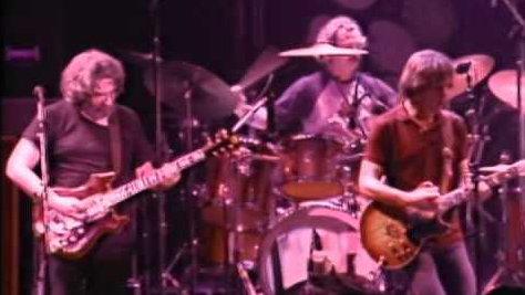 Rock: Grateful Dead, New Year's 1981