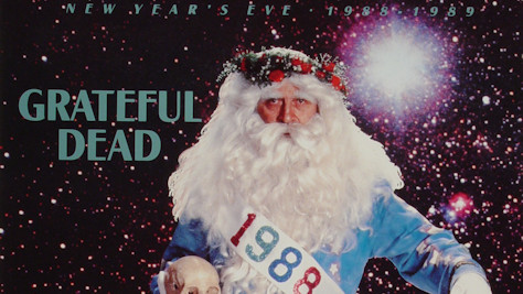 Rock: New Year's Eve 1988 with the Dead!