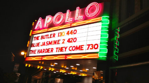 Blues & Soul: Artists of the Apollo