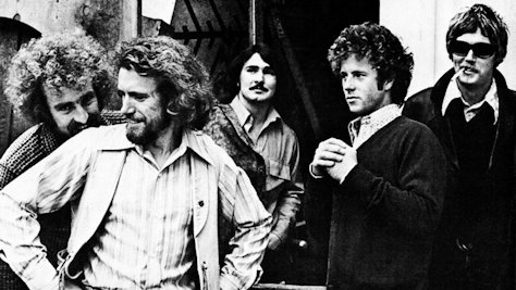 Country: The Burritos at Fillmore East 1970