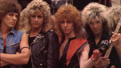 Rock: Dokken rocks Milwaukee 1984