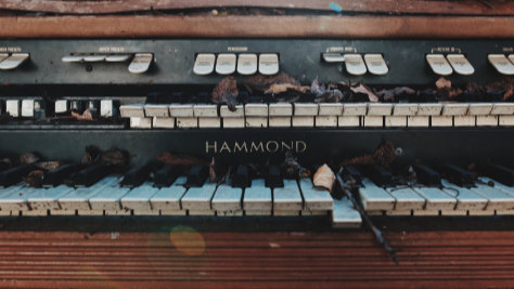Blues & Soul: A Tribute To Hammond Organs
