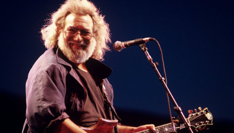 Rock: Days Between: Jerry Garcia Band, 1980