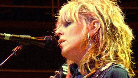 Rock: Lucinda debuts Car Wheels 1998
