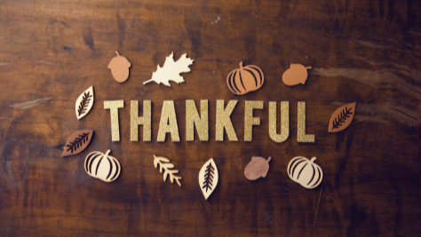 Rock: Let's Give Thanks