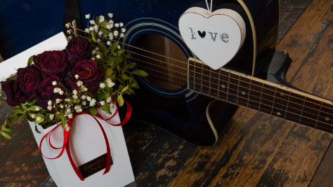 Jazz: Valentine's Day Friends and Foes