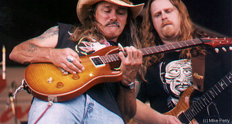 Rock: First Recording of Haynes and Betts